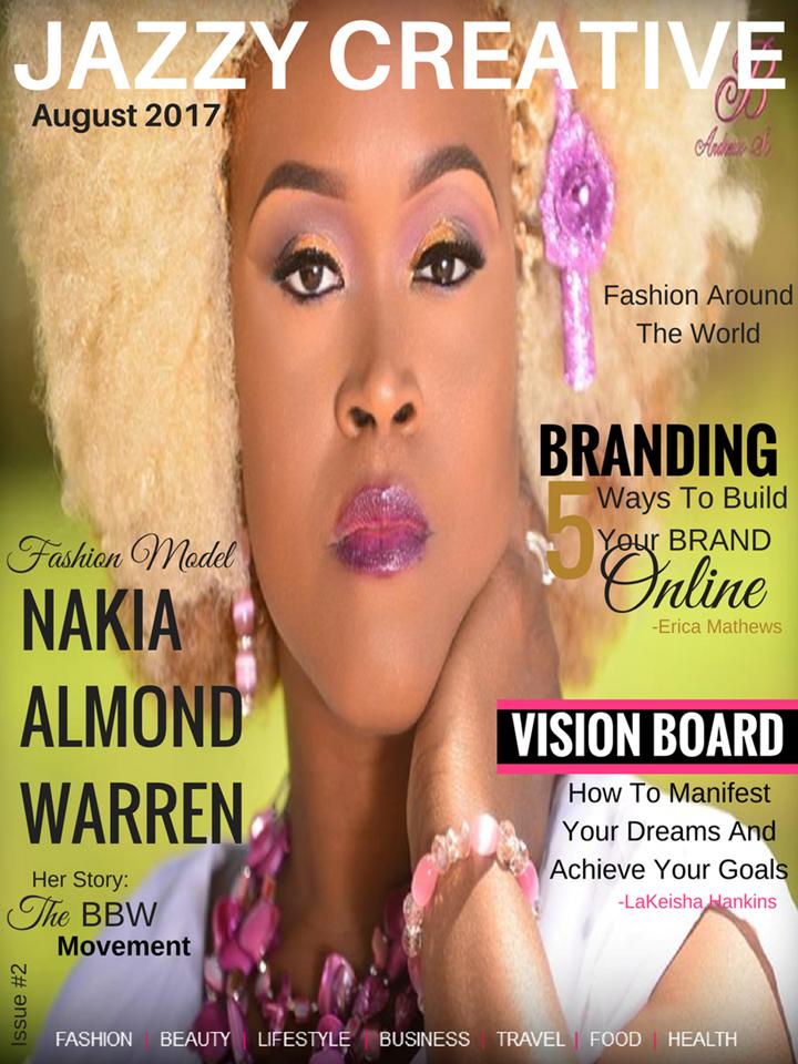 JC Magazine August 2017