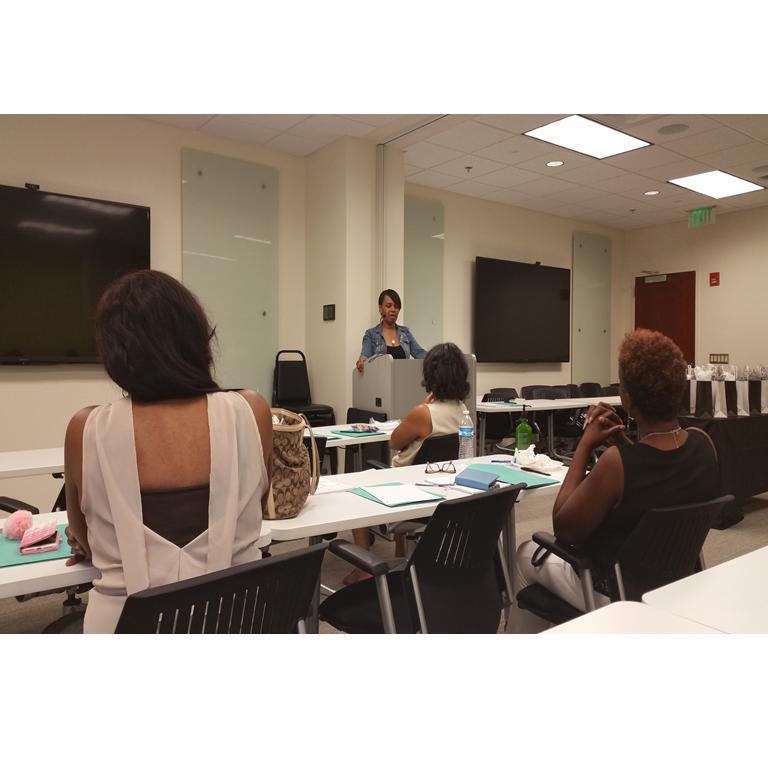 Erica Mathews, Passion To Profits, Women Empowerment